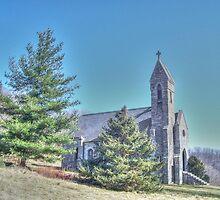 Dahlgren Chapel by James Brotherton