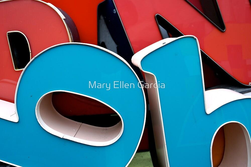 Big Plastic BB's by Mary Ellen Garcia