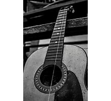 One stringed Passion Photographic Print