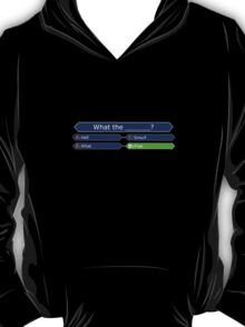 Who Wants to be a Millionaire - Battlestar Galactica T-Shirt