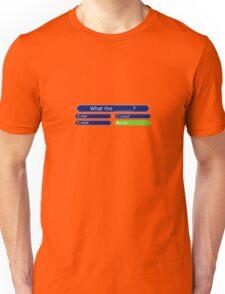 Who Wants to be a Millionaire - Battlestar Galactica Unisex T-Shirt