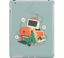 Cyber Kid iPad Case/Skin