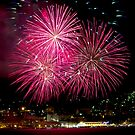 New Years Eve 2013 - Hobart Fireworks (1) by clickedbynic