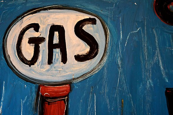 It's a Gas! by Mary Ellen Garcia