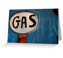It's a Gas! Greeting Card