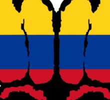 Viva Colombia! Sticker