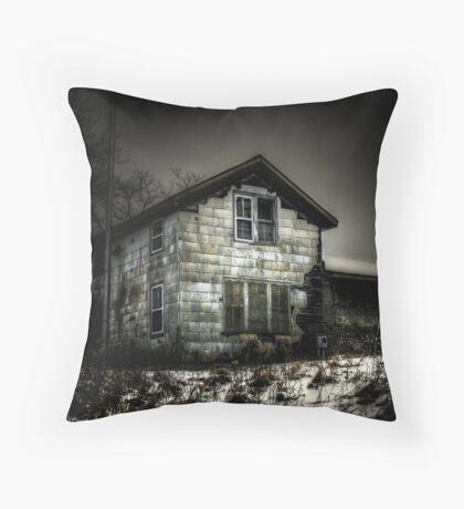 Vacant Throw Pillow