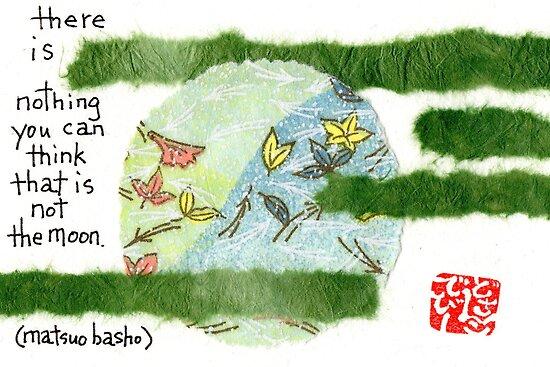 Basho's Moon by dosankodebbie