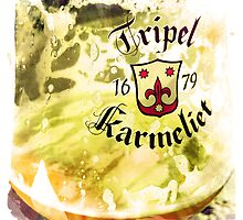 Tripel Karmeliet by Jeff Clark
