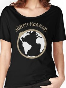 Jörmungandr Women's Relaxed Fit T-Shirt