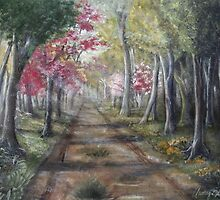 The Path by audreybdennis