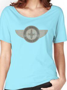 Serenity Transportation & Courier Service Women's Relaxed Fit T-Shirt