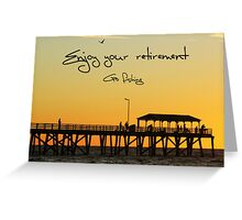 Go Fishing Greeting Card