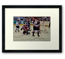 Wrong Net Framed Print