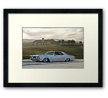 1963 Buick Riviera Custom Framed Print
