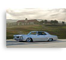 1963 Buick Riviera Custom Canvas Print