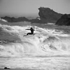 Storm Surfer's Solitude by Jack Doherty
