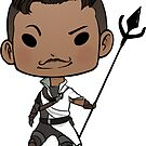 Dorian Chibi by tobiejade