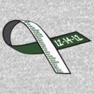 Sandy Hook Victims Names Ribbon Shirt / Hoodie by kalitarios