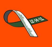 Sandy Hook Victims Names Ribbon Shirt / Hoodie Kids Tee