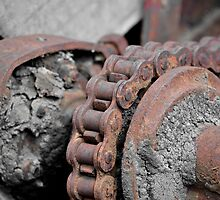 Cogs by David Wanden