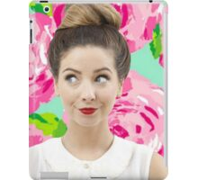 Zoe Sugg iPad Case/Skin