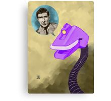 Richard Basehart! Canvas Print