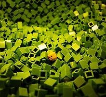 Mini-CREATURES: Lego by adpixels