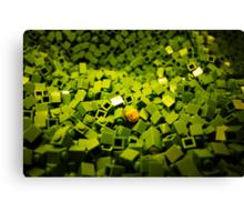 Mini-CREATURES: Lego Canvas Print