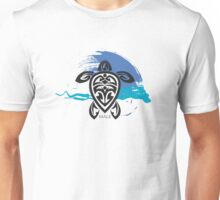 Tribal Turtle Maui Unisex T-Shirt