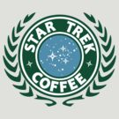 Star Trek Coffee *beyond the farthest star by yanmos