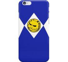 Blue Poké Ranger iPhone Case/Skin