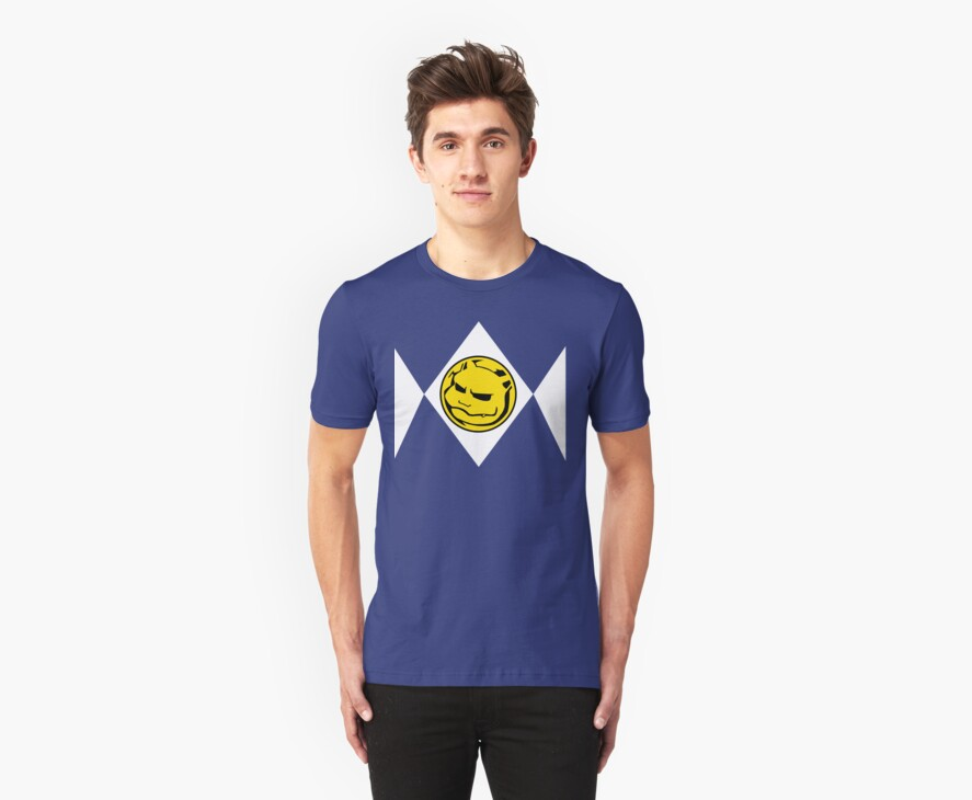 Blue Poké Ranger by SnippyFox