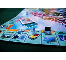 Monopoly At It's Finest Photographic Print