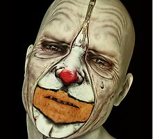 Behind The Mask - The Tears of a Clown by Liam Liberty
