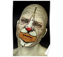 Behind The Mask - The Tears of a Clown Poster