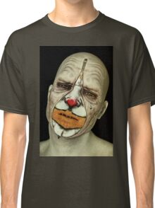 Behind The Mask - The Tears of a Clown Classic T-Shirt