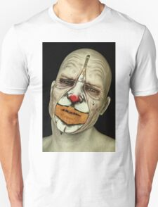 Behind The Mask - The Tears of a Clown Unisex T-Shirt
