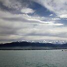Seaward Kaikouras Seascape  by rickstar228