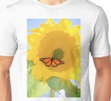Monarch On the Sun Unisex T-Shirt
