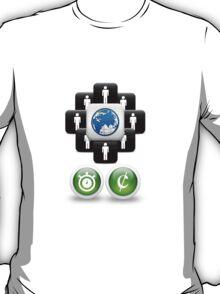 Open Science Main Design T-Shirt