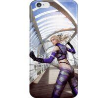 Tekken Nina Williams iPhone Case/Skin