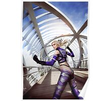 Tekken Nina Williams Poster