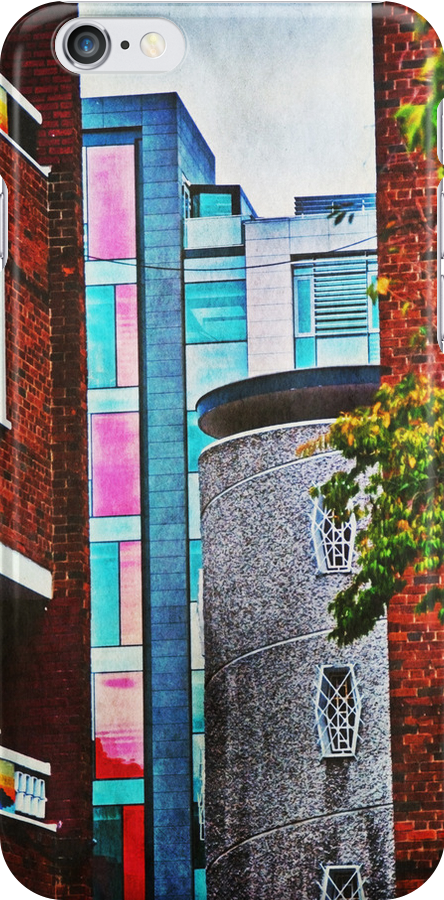 In Between (Dublin) by Denise Abé