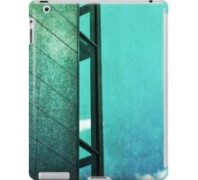 Clouds On The Wall iPad Case/Skin