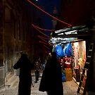 Christmass 2012 - The old city of  Jerusalem by MichaelBr