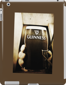 A Pint In My Hand - Happy New Year by Denise Abé
