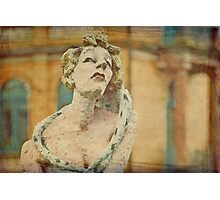 Drama Queen Photographic Print