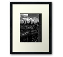 London From St Paul's Cathedral Framed Print