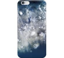 New Year's Blue Champagne  iPhone Case/Skin
